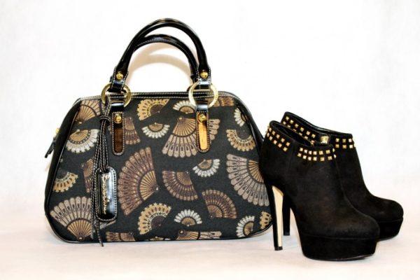 сумки и обувь осени