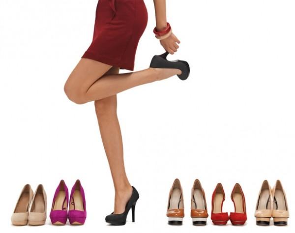 Правильно ли вы носите каблуки
