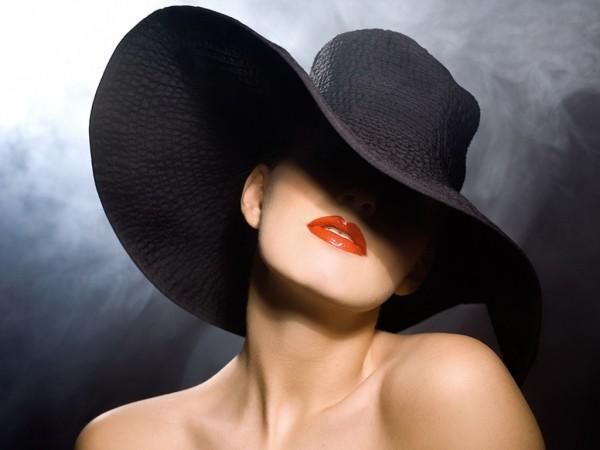 различные виды шляп