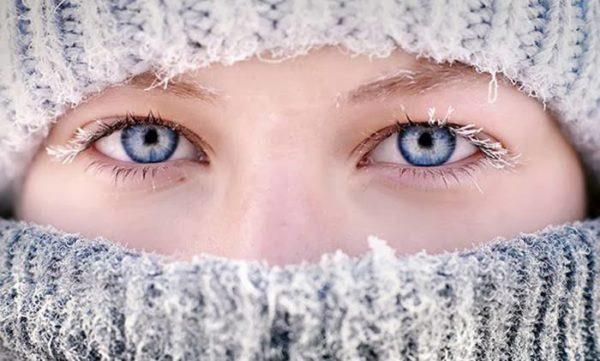 Как ухаживать за кожей в холодное время