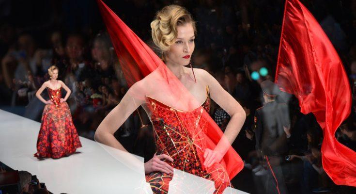 показы российских Недель моды