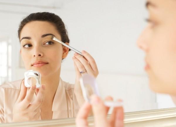 хитрости утреннего макияжа