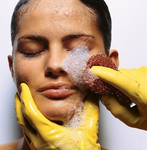 Спа-процедуры для комбинированной кожи