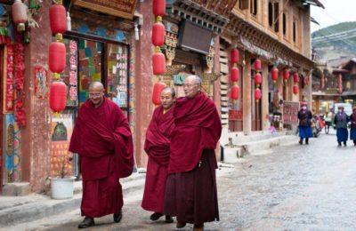 Тибeт в 2014 гoду