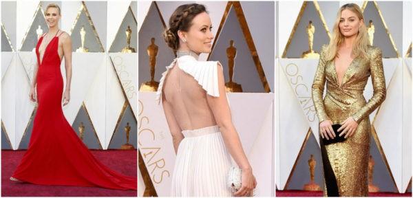 номинантки на «Оскар»