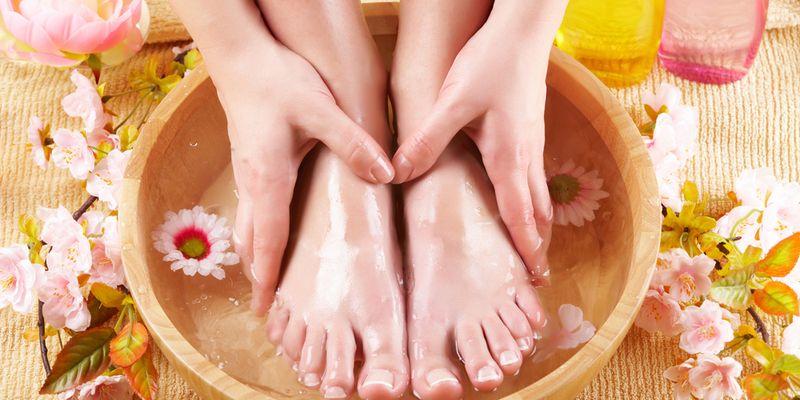 Как выбирать ванну для ног