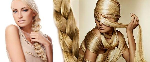 Лечение и укрепление ослабленных волос