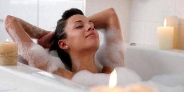 Правила приема солевых ванн для похудения