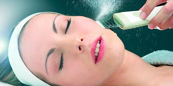 Ультразвуковые аппараты для очищения лица