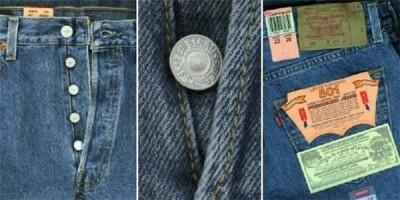 цветные пуговицы, джинс