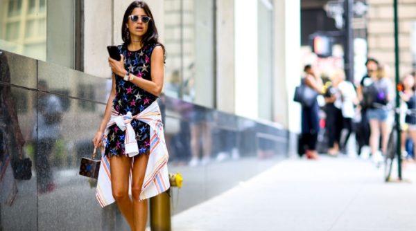 стильные образы городских жительниц