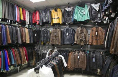 партии стильной и модной одежды