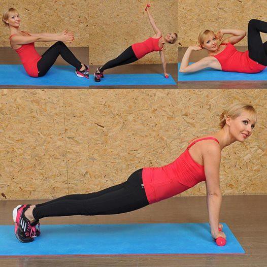 несколько простых упражнений