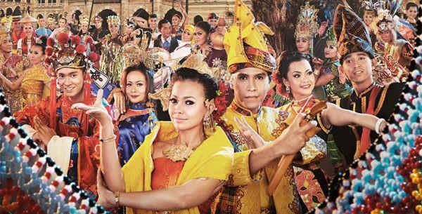 Фестиваль в малазийском Пенанге