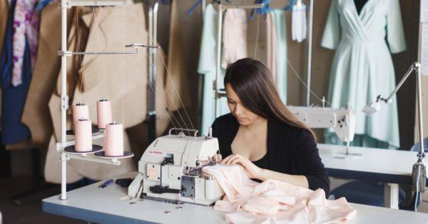 пошив одежды в ателье
