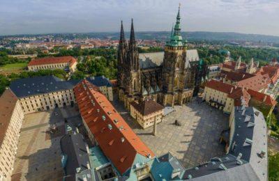 фото внутри чешских замков