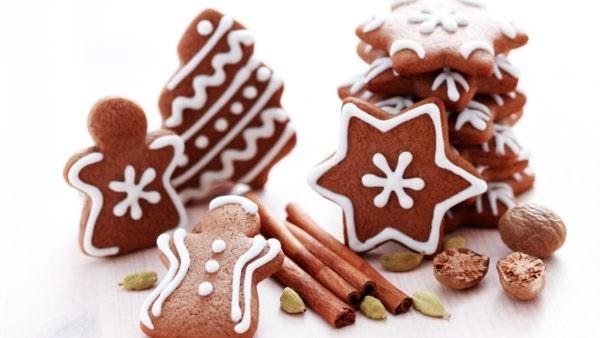 Австрийское рождественское печенье