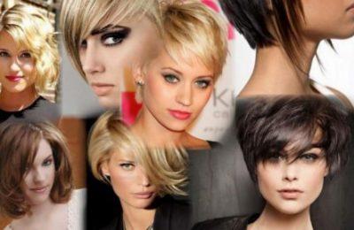 Стильные женские причёски