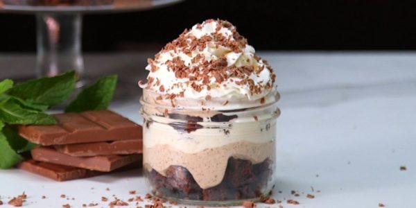 шоколадный Десерт