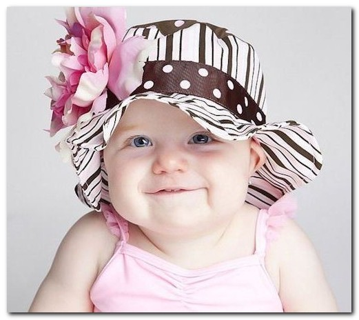 детский головной убор на лето