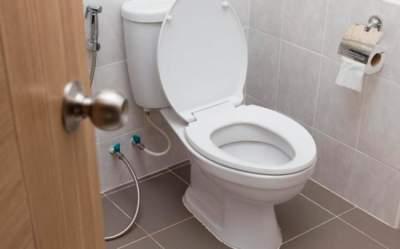 совет о поведении в туалете