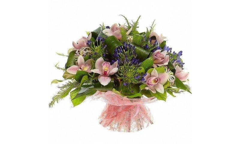 букеты от цветочной доставки