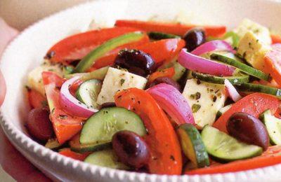 Салат из почти любых овощей