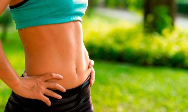Как быстро потерять вес на животе