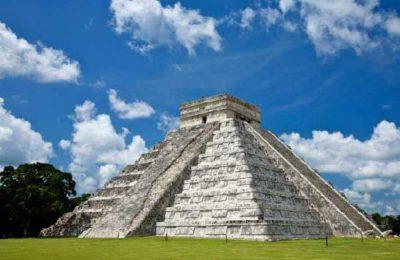посещение Чичен-Ицы в Мексике