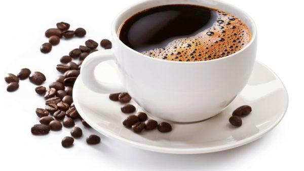 черный кофе напиток