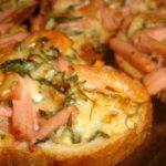 Горячие бутерброды — объедение