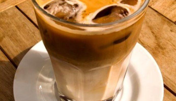 Кофе с имбирем напиток