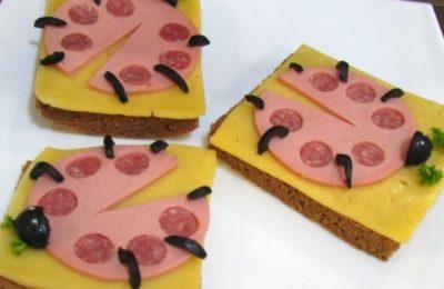 бутерброд Оригинальный