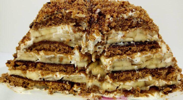 торт Пряничный