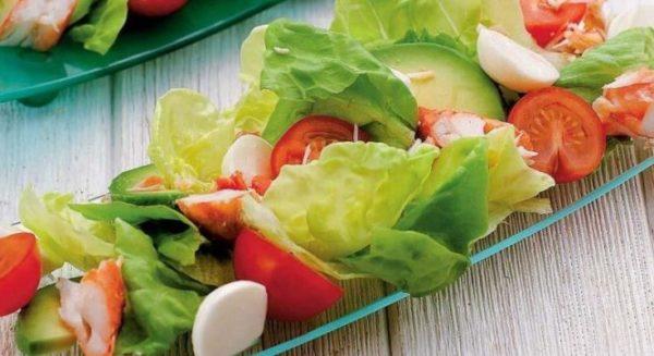 Как приготовить салат королевский