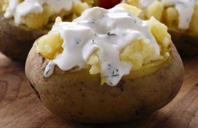 соус к картошке
