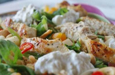 Как приготовить английский салат