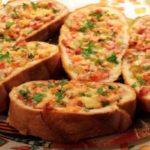 Бутерброды сочные
