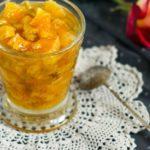 Кабачковое варенье с апельсиновым вкусом