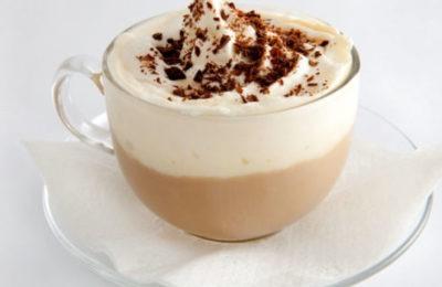 Приготовление кофе по-венски
