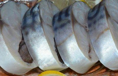 Приготовление маринованной скумбрии