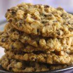Печенье из грецких орехов без выпечки