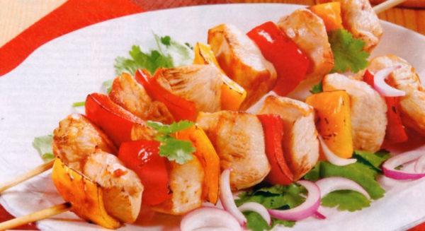 маринад для шашлыка с болгарским перцем